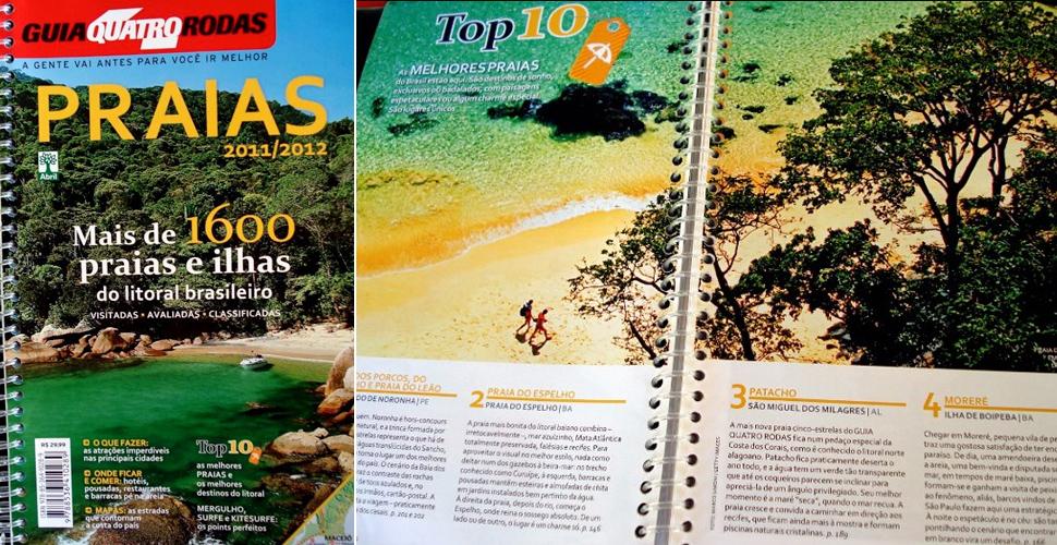 Guia 4 Rodas Praias 2011/12 - Brasil