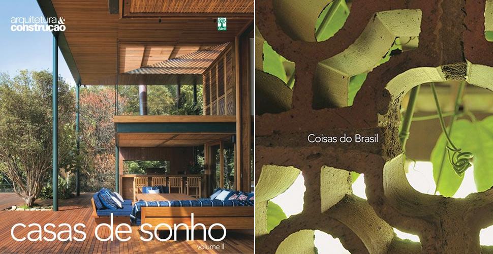 Livro Casas de Sonho Vol. 2 - Brasil